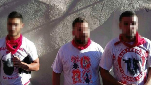 Comienza el juicio por la presunta violación grupal en San Fermín