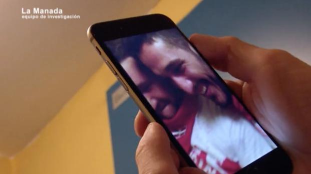 Los teléfonos móviles de los acusados por la violación de San Fermín