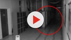 Câmera flagra por duas vezes seguidas suposto fantasma assombrando escola; veja
