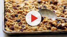 Vídeo - Saiba como melhorar o intestino consumindo granola
