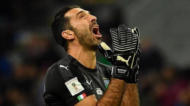Coupe du monde 2018: L'Italie n'y sera pas!