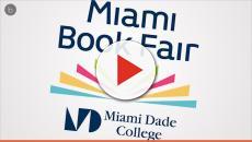 La feria del libro de Miami en horas bajas