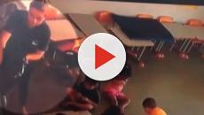 Assista: Com saco plástico, professora tortura crianças dentro de creche em SP