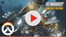 'Overwatch':  Reinhardt tip against every other
