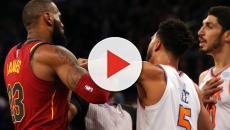 LeBron James trolls all of New York after win