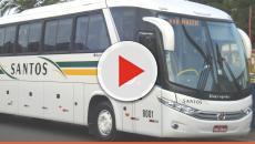 Assista: Motorista de ônibus morre em briga de trânsito
