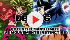 Dragon Ball Super 116 : Kafla résistera-t-elle à l'Ultra Instinct de Gokû ?