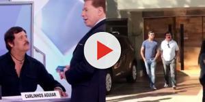 Assista: Silvio Santos ignora Carlinhos Aguiar após ele implorar emprego