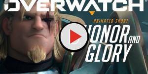 "'Overwatch': Blizzard released the latest animated short ""Honor and Glory,"""