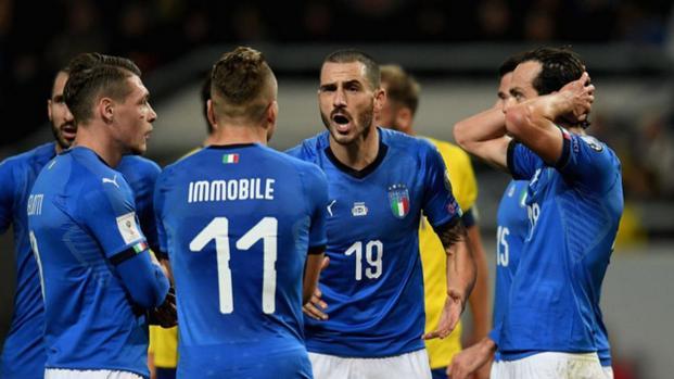 Mondiali 2018: possibile ripescaggio per gli azzurri?