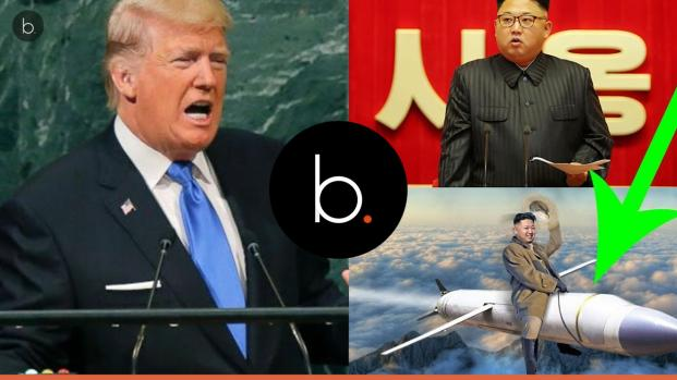 Donald Trump should be sentenced to death by the Korean people