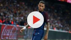 Sale a la luz una supuesta escena de Neymar antes de irse al PSG