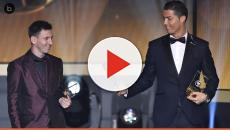 Vídeo: CR7 liga para Messi. Cortesia ou arrogância?