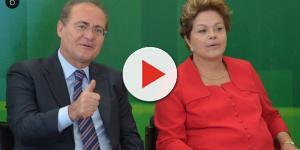 Vídeo: Dilma defende aliança com Renan Calheiros em 2018