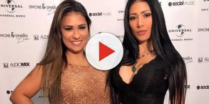 Vídeo: Triste motivo faz dupla Simone e Simaria cancelar eventos e preocupa fãs.