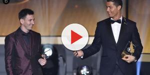 Vídeo: CR7 liga para Messi. Cortesia ou arrogância?