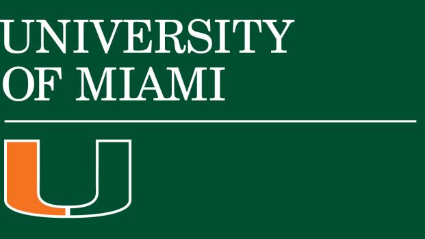 The University of Miami is back. Exhale Canes fans