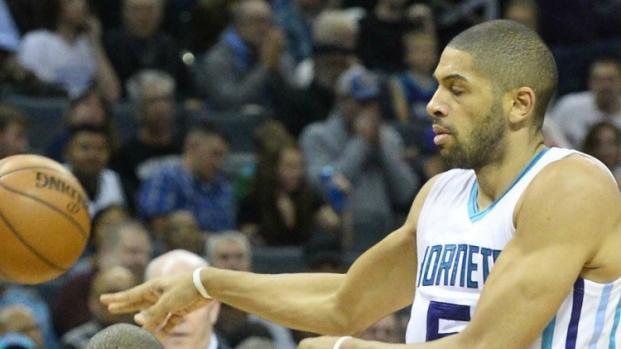 Basket-NBA : Nicolas Batum a rejoué avec les Hornets de Charlotte