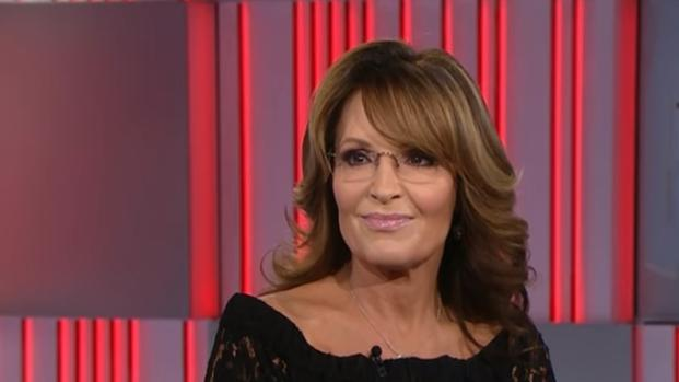 Sarah Palin tells reporter she has no issues with sexual harassment