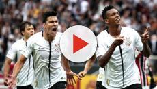 Vídeo: Corinthians copia São Paulo em festa de comemoração do título brasileiro.