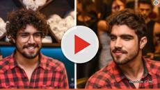 Assista: Caio Castro mudou o  visual e deixou fãs surpresos com o resultado