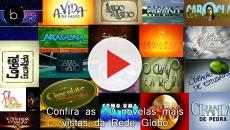 Confira as 10 novelas mais vistas da Rede Globo