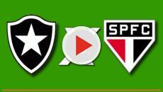 Video: Botafogo e São Paulo se enfrentam no domingo