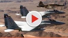 Assista: Caças são enviados para interceptar misteriosa aeronave sobre os EUA