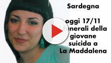 Sardegna: oggi 17/11 i funerali della giovane suicida a La Maddalena
