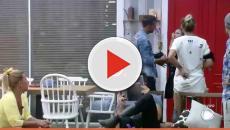 Roberto Justus ataca Marcos Harter em 'A Fazenda' por causa da atitude estranha