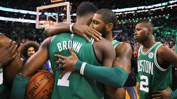 NBA : Boston continue sa série, Houston fait le boulot.
