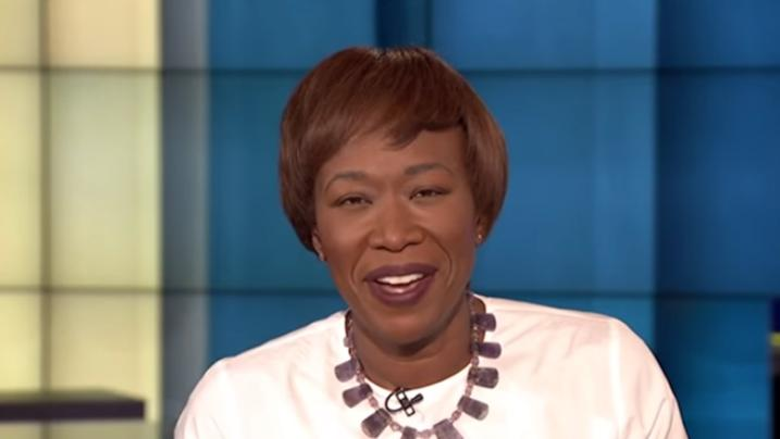 MSNBC's Joy Reid rants at Trump supporters after tax bill in the house