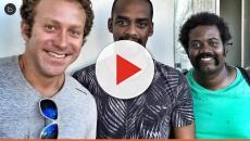 Vídeo: após trabalhar como caixa, ator volta à TV