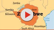 Zimbabwe rejoicing even though Robert Mugabe is still technically president.