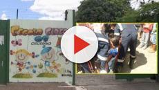 Assista: Menino de oito anos desmaia em escola no DF e motivo é comovente
