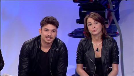 Andrea Cerioli, Valentina Rapisarda e la loro storia d'amore
