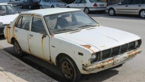 Assista: Alemão encontra carro esquecido depois de 20 anos