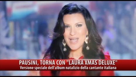 Laura Pausini torna con Laura Xmas