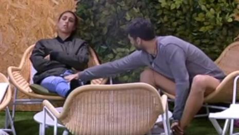 GF VIP2: Cecilia Rodriguez litiga con Ivana