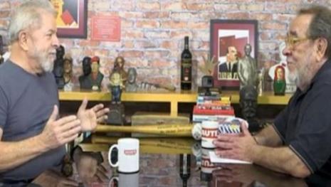 Entrevista exclusiva com Lula ganha repercussão nas redes sociais; assista