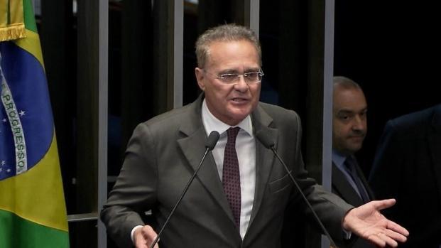 Senador Renan Calheiros pode perder o mandato