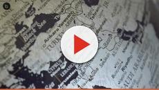 El conflicto político en Siria ha dejado un paisaje devastador