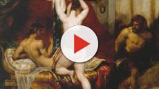 El voyerismo del rey de Lidia le ocasiona la ruptura con su mujer