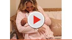 Assista: Faustão dá presente super caro para filha de Eliana