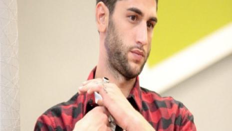 Grande Fratello Vip 2: Jeremias Rodriguez contro Ignazio Moser