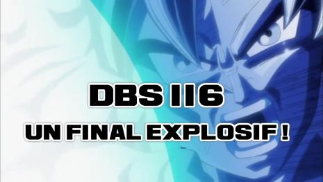 Review Dragon Ball Super 116 : Cinq points intéressants de l'épisode !