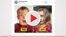Video: o antes e depois de alguns famosos