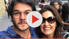 Assista: Silvio Santos diz que Fátima Bernardes está velha pra Túlio Gadelha