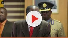 Il crollo del dittatore africano Mugabe