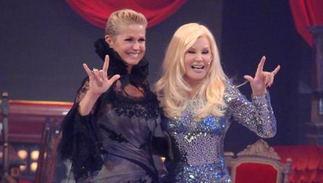 Vídeo: Estrela argentina convida Xuxa para programa após gafe internacional